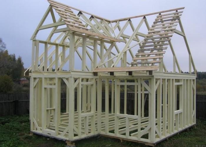 Как строить дом своими руками дом по канадской технологии